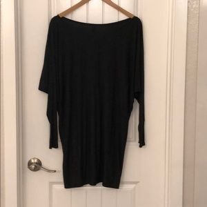 Grey top size M by Vince 100% Viscose